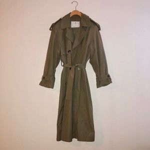 London Fog Towne Trench Coat